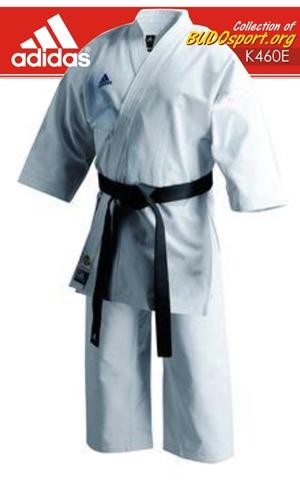 Кимоно ADIDAS K460E для ката Champion-gi – karate (европейский покрой модели кимоно)
