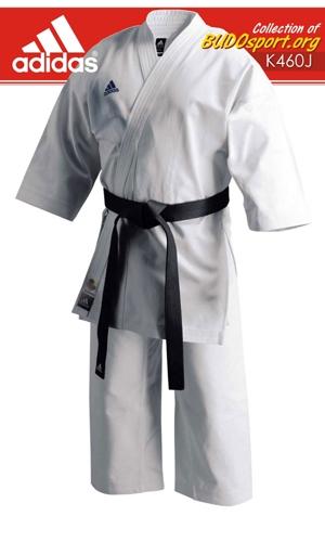 Кимоно ADIDAS K460J для ката Champion-gi – karate (традиционный японский покрой модели кимоно)